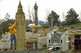 Мировые парки развлечений. Леголенды мира. Часть 1.