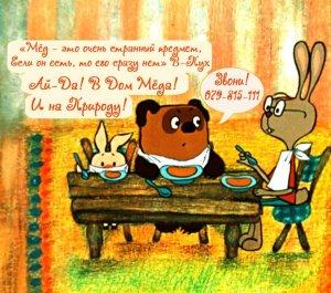 """Экскурсия в весну,в мир МЕДА с """"Апельсиновым путешествием""""!"""