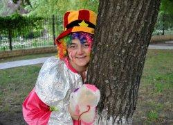 1 июня праздник с Клоуном Нафталином!