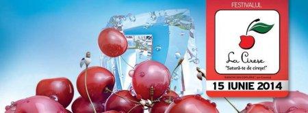 Грандиозный праздник детства! Первый фруктовый фестиваль «La Cireşe 2014»