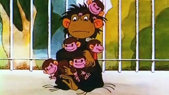 Осторожно,обезьянки! - все серии.