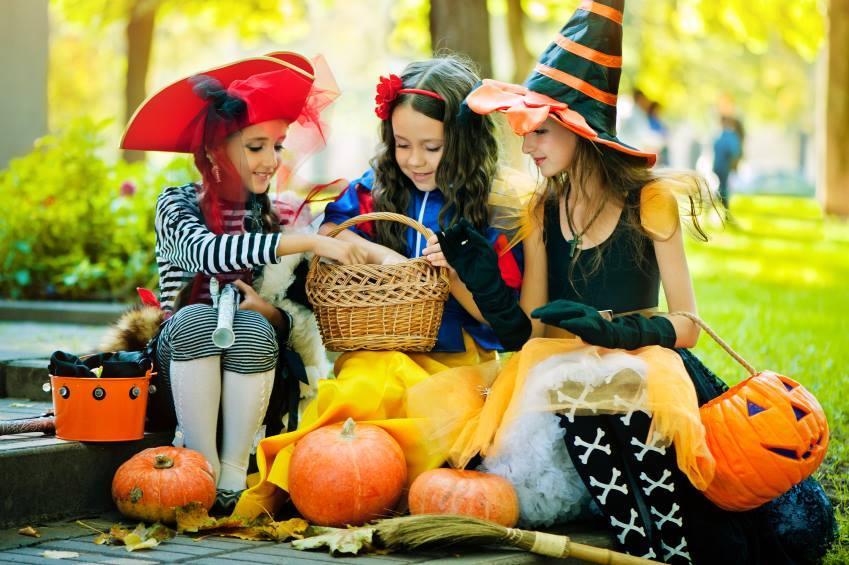 А вы будете праздновать Хэллоуин? А где?