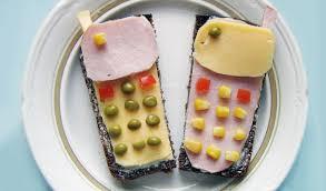 Кормим наших «нехочух»! Бутерброды - 2
