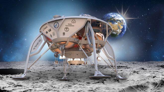 О конкурсе проектов  лунной миссии  смотрите в Планетарии