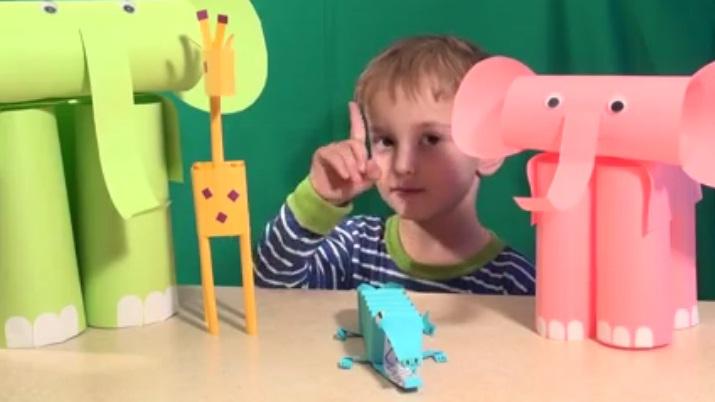 Чудесные слоники своими руками!
