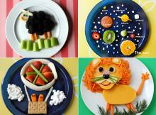 Красиво и вкусно кормим деток-7 способов