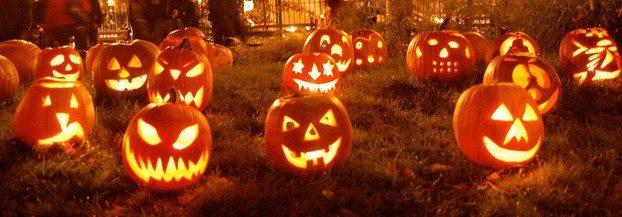 Детский  праздник Halloween. Отмечаем?