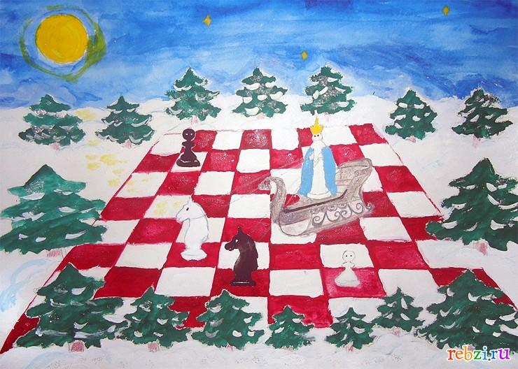 """Открытый шахматный турнир """"Сладкий кубок""""! Участие бесплатное."""