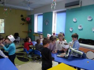 Студенты Детской Академии FasTracKids изучают ТЕХНОЛОГИИ!