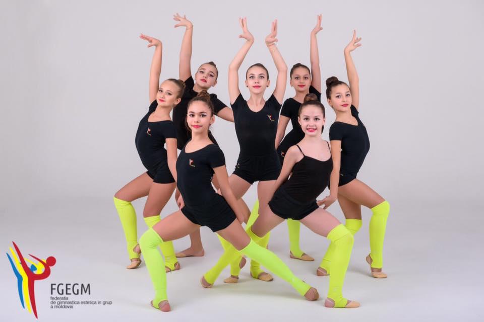 День открытых дверей в спортивном клубе эстетической гимнастики!