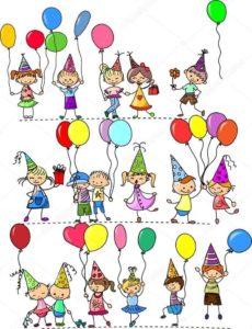 Детский праздник в кафе Zeffir и вручение подарков в виде мини -капкейков!