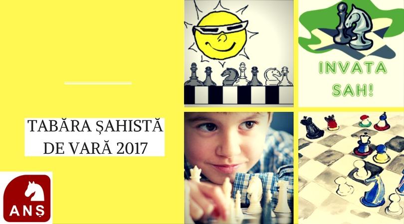 Детский шахматный лагерь с 05 июня по 16 июня 2017 года. (RO)