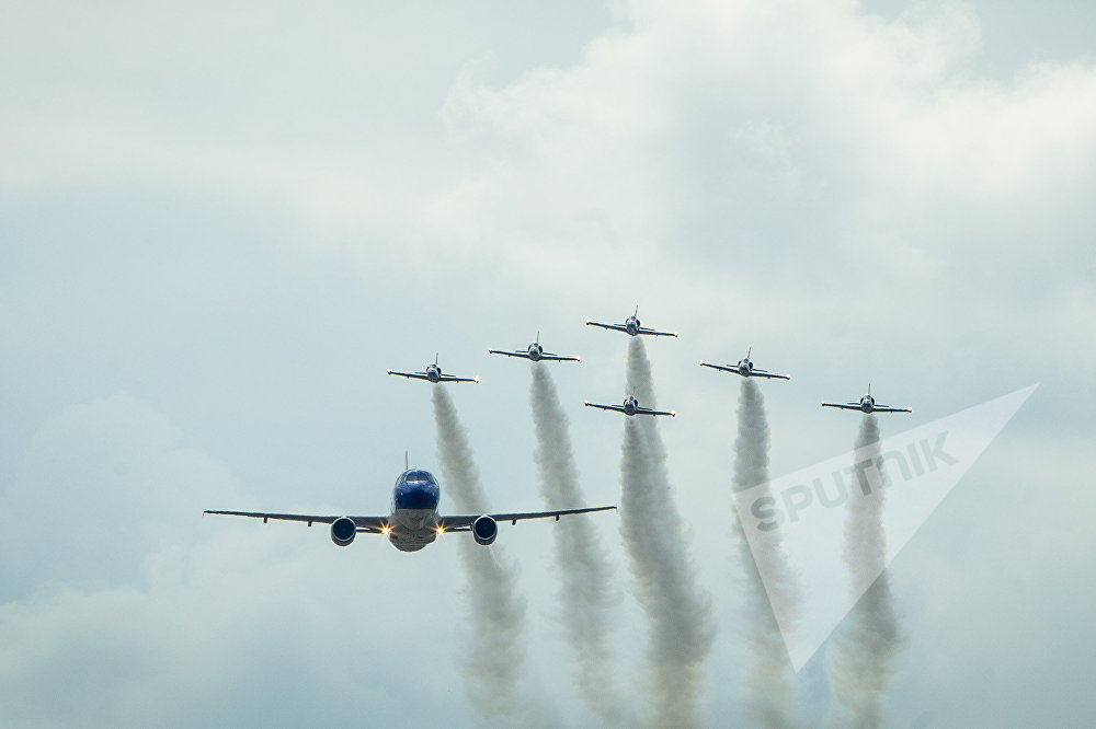 Грандиозное авиашоу в Кишиневском аэропорту. Вход свободный!