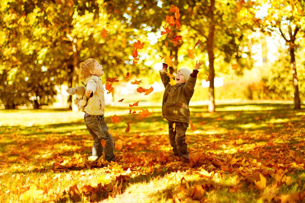 Афиша. Октябрь. Куда пойти с детьми.