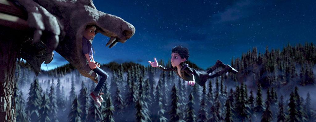 Премьеры ноября в кинотеатрах Patria для детей.