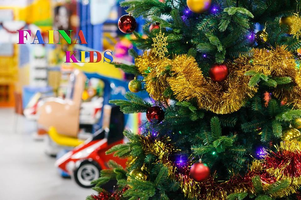 Детская площадка Faina Kids приглашает (RO/RU)