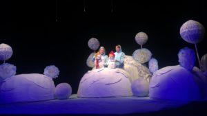 Театры города детям в феврале 2018 года.