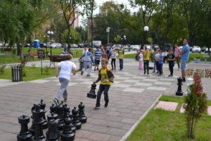 Увлекательное лето в Шахматном лагере (RU)