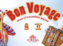 """В Кишиневском цирке новая программа  """"Bon Voyage""""!"""