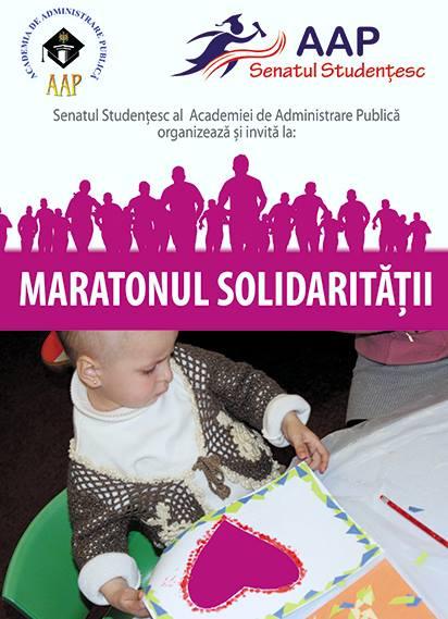 """Maratonul Solidarităţii """"Viaţa din Dragoste Răsare"""" (RO)"""