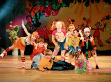 Детские театральные постановки и спектакли июня месяца 2018 года.