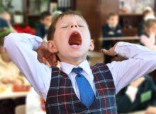 Сон первоклассника: 5 важных правил