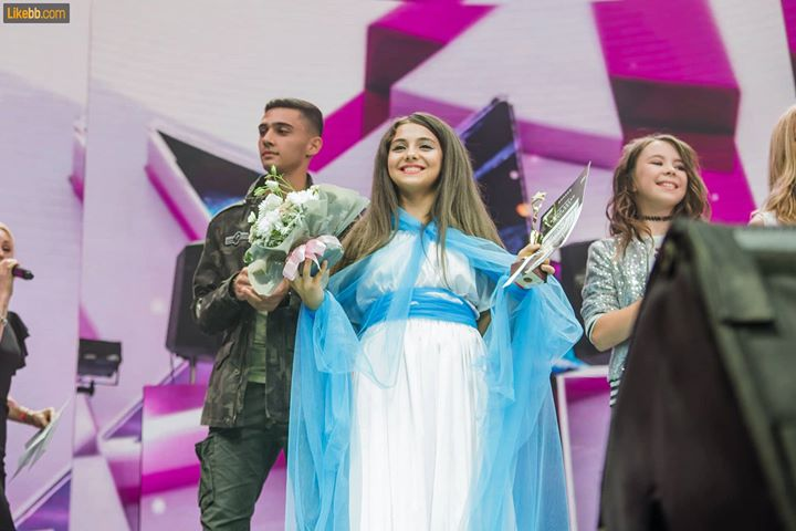 Победа Анастасии Барбэ в Украине- Гран При!