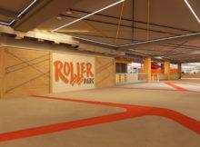 10 ноября -открытие нового Roller Parca!