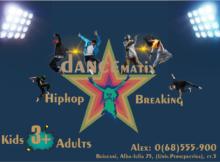 """Школа уличных танцев """"DANCEMATIX"""" открывает дополнительный набор"""