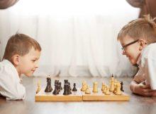 Подарок от шахматной Академии ко Дню города (RU)
