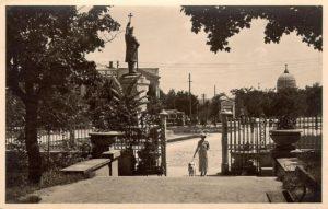 Парку Пушкина в Кишиневе-200 лет!