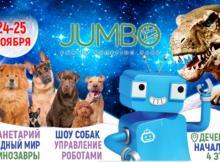 """Увлекательная программа в ТЦ """"Jumbo""""."""
