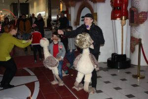 Куклы на ярмарке «Мечта своими руками».