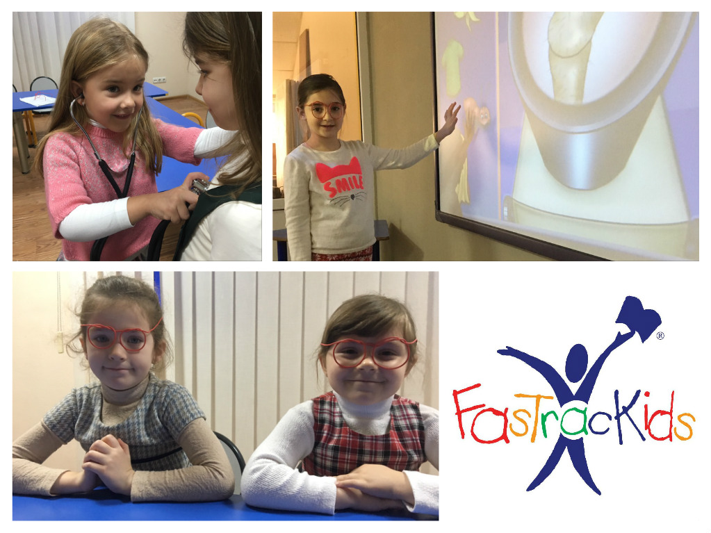 Изучаем Технологии в FasTracKids  (RO/RU)