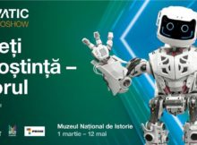 Roboshow. Innovatic Fest (RO)