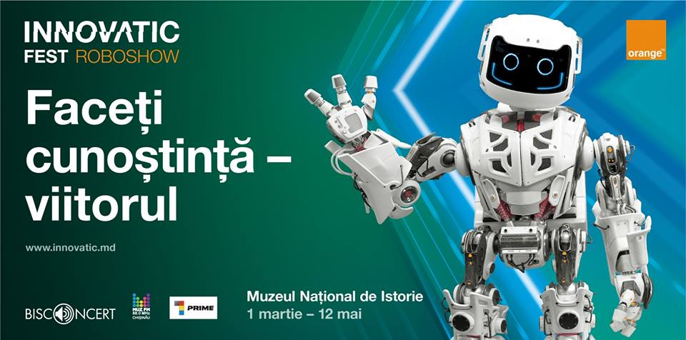 Roboshow. Innovatic Fest (RO)