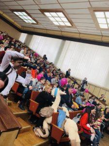 """Солнечные детки в солнечной Молдавии-A.O.""""SUNSHINE"""""""