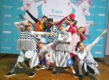 Театр танца FANTEZIA проводит добор в группы!