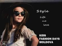 Праздник детской моды  Kids Fashion Day Moldova