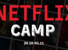 Лагерь «Netflix Camp!»от Академии Prospera (RO/RU)