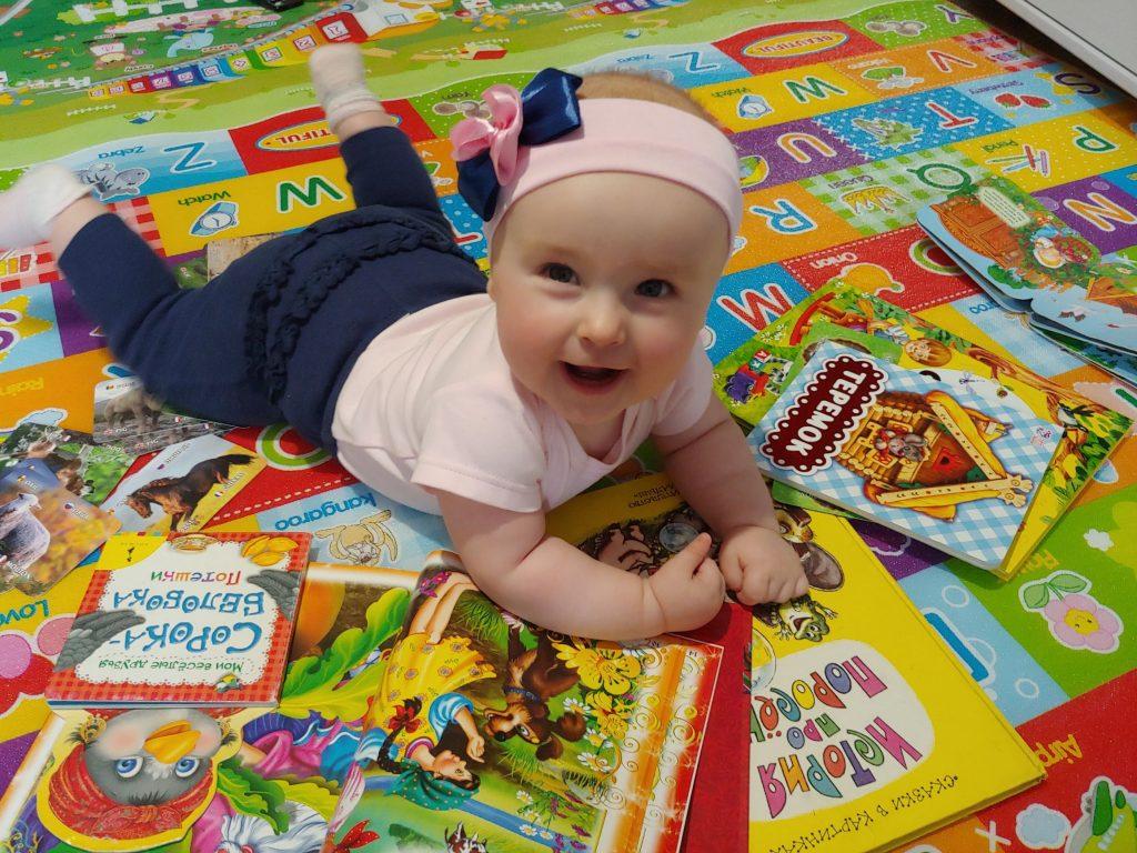 Раннее развитие ребенка: да или нет?