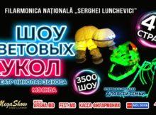 Шоу световых кукол Театра Николая Зыкова