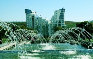История секторов города Кишинева(RU/RO)