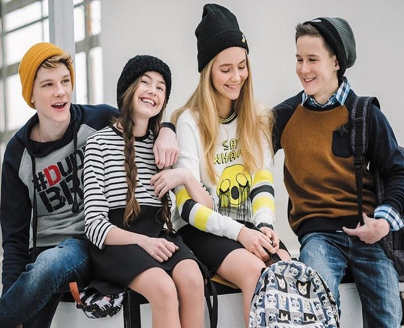Как модно одеваться подростку?