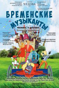 Театры города в марте 2020 года-детям и подросткам.