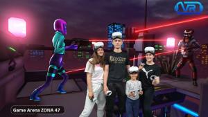 Игры в виртуальном мире в Кишиневе!